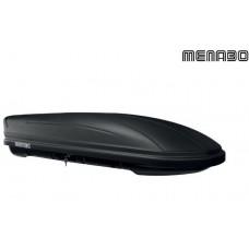 Krovna kutija MENABO MARATHON 460 CRNA MAT