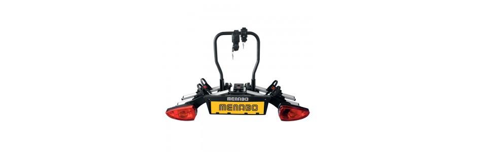 Stražnji nosač bicikla za montažu na kuku Menabo ALTAIR 2